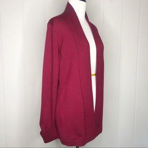 Brooks Brothers 346 Merino Wool Cardigan Sweater